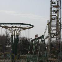 В парке им. Ленина, Мары