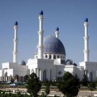Hajji Gurbanguly Mosque, Мары