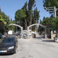 bağçeşme mezarlığı  kyg*, Измит