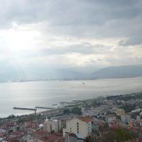 Körfeze yukarıdan bakış, Измит