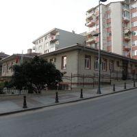 architectural preservation tuberculosis dispansary    *©Abdullah Kiyga, Измит