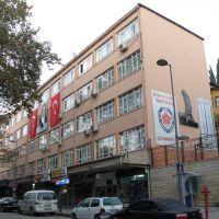 50. yıl ilköğretim okulu    *©Abdullah Kiyga, Измит