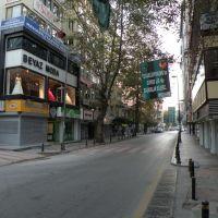 Fethiye caddesi inönü cad. kavşağı  *©Abdullah Kiyga, Измит