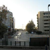 merkez bankası karşısı yeni otobüs durakları  *©Abdullah Kiyga, Измит