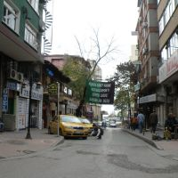 Old post office street (yavuz pastahanesinin köşes, Измит