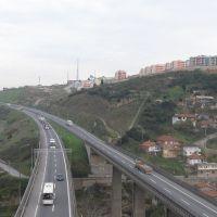 on the viaduct *©Abdullah Kiyga, Измит