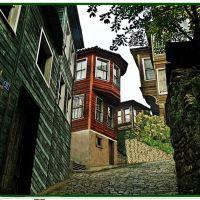 Kapanca sokak  *©Abdullah Kiyga, Измит