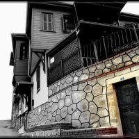 Kapanca sokakta sünnü babanın evi  *©Abdullah Kiyga, Измит