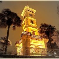 The clock tower of İzmit *©Abdullah Kiyga, Измит