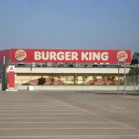 burger king in yenikoy, Измит