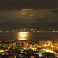 İzmitte Akşam manzarası, Измит
