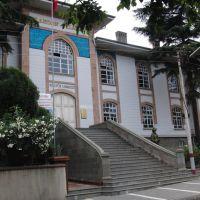 Trabzon Kültür Merkezi, Трабзон