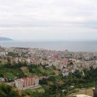 Boztepeden Trabzon Panorama, Трабзон