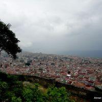 Boztepeden Trabzonun genel görünümü>Region of black sea>Turkey, Трабзон