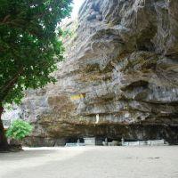 Sân chùa Hang, Кан-То