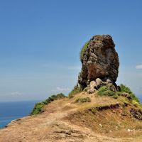 Buffalo Rock - Đá Con trâu trên đỉnh Thới Lới, Кан-То