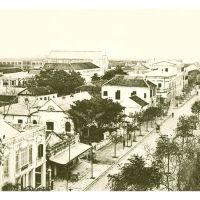Đường Điện Biên Phủ - Rue Paul Bert (Ngày Xửa Ngày Xưa - 1904), Хайфон