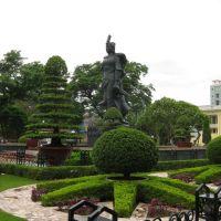 Tượng bà Lê Chân - Le Chan statue, Хайфон