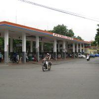 Cây xăng trung tâm - The centre gasoline filling station, Хайфон