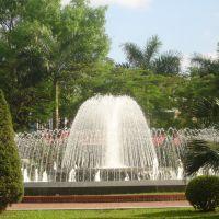 Đài phun nước vườn hoa Lê chân Hải phòng, Хайфон