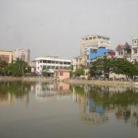 Hồ sen quận Lê chân Hải phòng, Хайфон