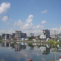 Hồ Ông Báo Quận Lê chân Hải phòng, Хайфон