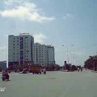 Khu đô thị mới ngã 5  sân bay Cát bi Hải phòng, Хайфон
