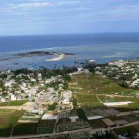 An Hải, Lý Sơn - nhìn từ núi Thới Lới, Вунг-Тау