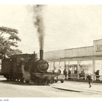 Xe lửa trước Bến Cá - Bạch Đằng (Ngày Xửa Ngày Xưa), Дананг
