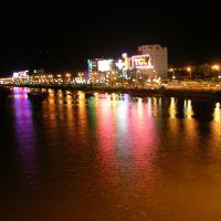 Bờ sông Hàn về đêm, Дананг
