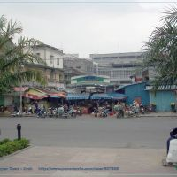 Chợ - Hàn - Market, Дананг
