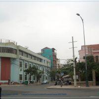 Ngã ba - Trần Quốc Toản >< Bạch Đằng - Crossroads, Дананг