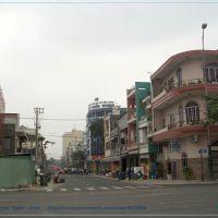 Ngã ba - Thái Phiên >< Bạch Đằng - Crossroads, Дананг