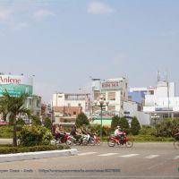 Ngã tư - Lê Độ / Điện Biên Phủ / Nguyễn Tri Phương - Crossroads, Дананг