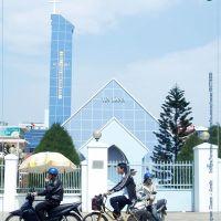 Nhà thờ Tin Lành - Tân An - Church, Дананг
