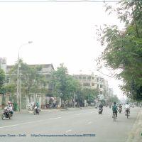 Đường - Lê Duẩn - Street, Дананг