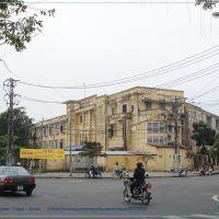 Ngã tư - Lê Đình Dương / Trần Phú - Crossroads, Дананг