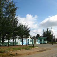 Đường phố thị trấn Duyên Hải - NT, Нячанг