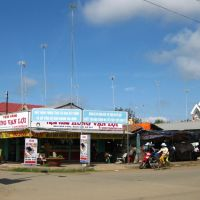 Chợ Duyên Hải - market - NT, Нячанг