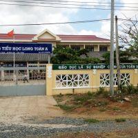 Trường Tiểu Học Long Toàn A, Пхан-Тхит