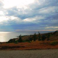 Bình minh và cơn giông trên vùng biển Lý Sơn, Винь