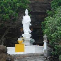 Tượng Quan Âm Bồ Tát chùa Hang, Винь