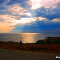 Bình minh trên biển Lý Sơn, Винь