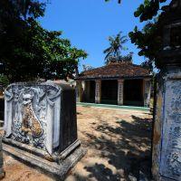 Đền thờ bậc lão tướng Hải đội Hoàng Sa, Винь