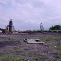 Kyzyl-Kiya, coal mine, 2004, Алтынкуль