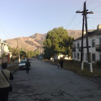 Calle de Khaidarkan, Алтынкуль