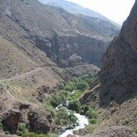 Mountain river, Алтынкуль