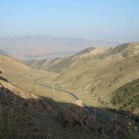 Dozduidairam pass 1654m, Алтынкуль