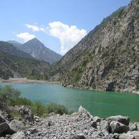 Abshir Lake, Алтынкуль