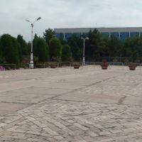 Здание Обладминистрации, Андижан